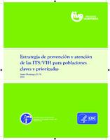 Estrategia de prevención y atención de las ITS/VIH